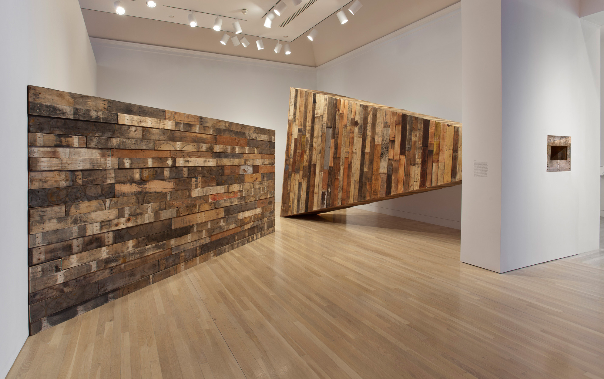 Liz Glynn, <em>Made in L.A. 2012</em>, 2012. Installation view at the Hammer Museum, Los Angeles. Photo: Brian Forrest. Courtesy of the Hammer Museum.