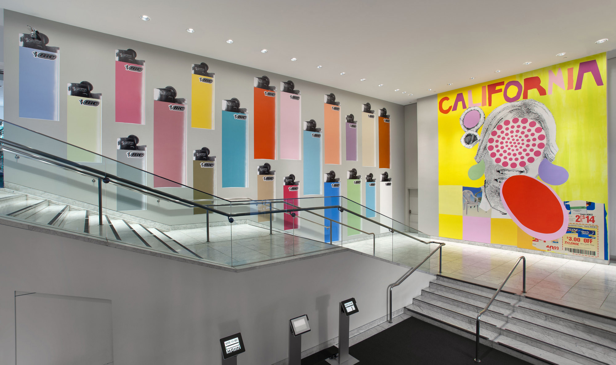 Meg Cranston, <em>Made in L.A. 2012</em> installation view at the Hammer Museum, Los Angeles. Photo by Brian Forrest.