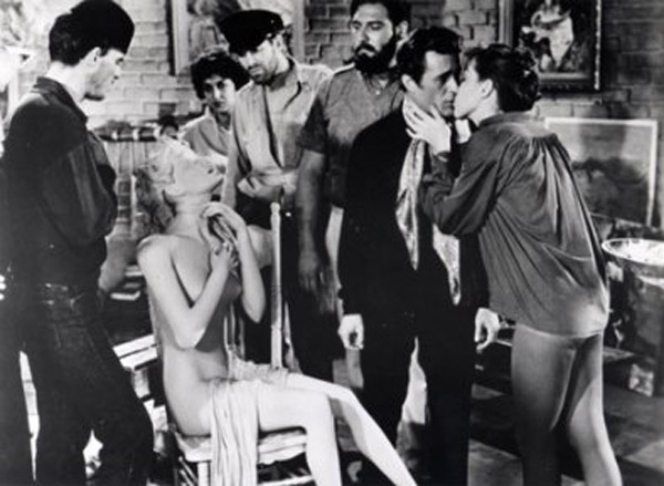 Still from <em>A Bucket of Blood</em>, 1959.