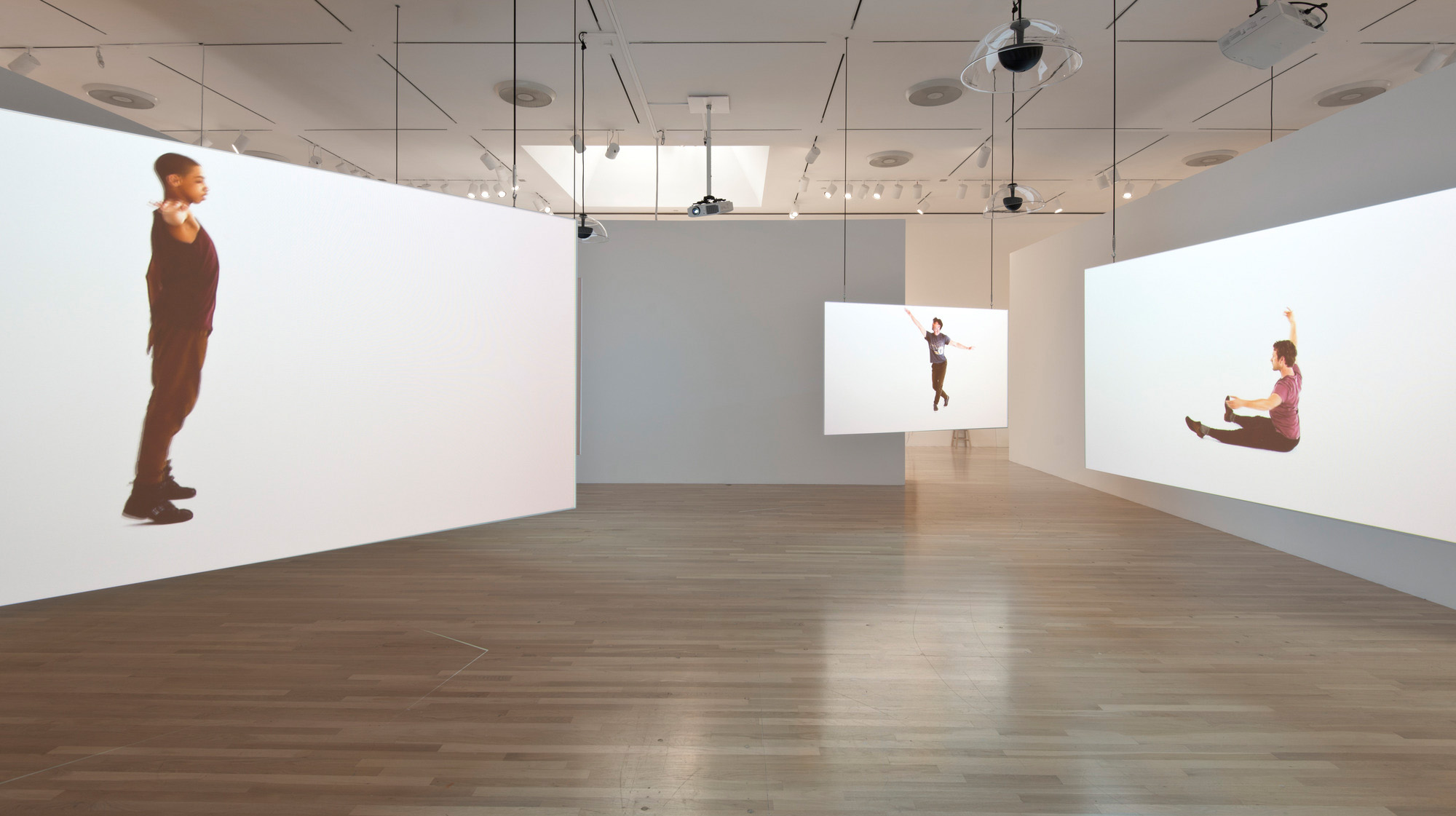 Gerard & Kelly. <em>Kiss Solo</em>, 2012. <em>Made in L.A. 2014</em>. Installation view at the Hammer Museum, Los Angeles. June 15-September 7, 2014. Photography by Brian Forrest.