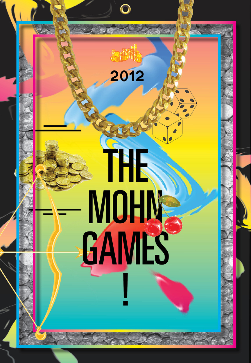 Tanya Rubbak, <em>The Mohn Games</em>, 2012.