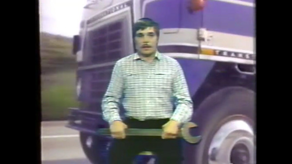 Chris Burden, <i>Big Wrench</i>, 1980, video, color, sound, © Chris Burden, courtesy of the Chris Burden Estate and Gagosian Gallery