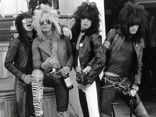 Cry Tough: Glam Metal on the Sunset Strip