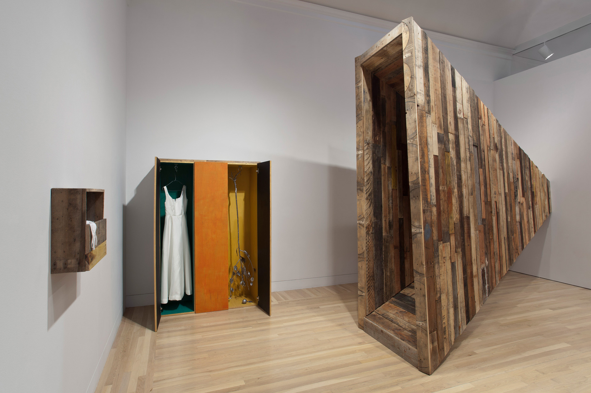 Liz Glynn, <em>Made in LA 2012</em>, 2012. Installation view at the Hammer Museum, Los Angeles. Photo: Brian Forrest. Courtesy of the Hammer Museum.