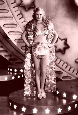 Ginger Rogers in <i>Gold Diggers of 1933</i>, (1933).