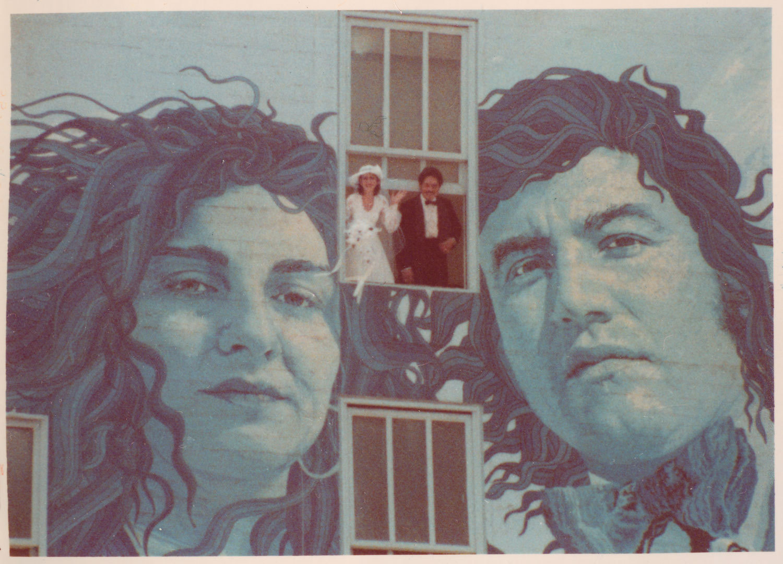 Agnès Varda, <em>Mur Murs</em>, 1981 (still). Color film in 16 and 35mm, 81 min. Courtesy Ciné-Tamaris.
