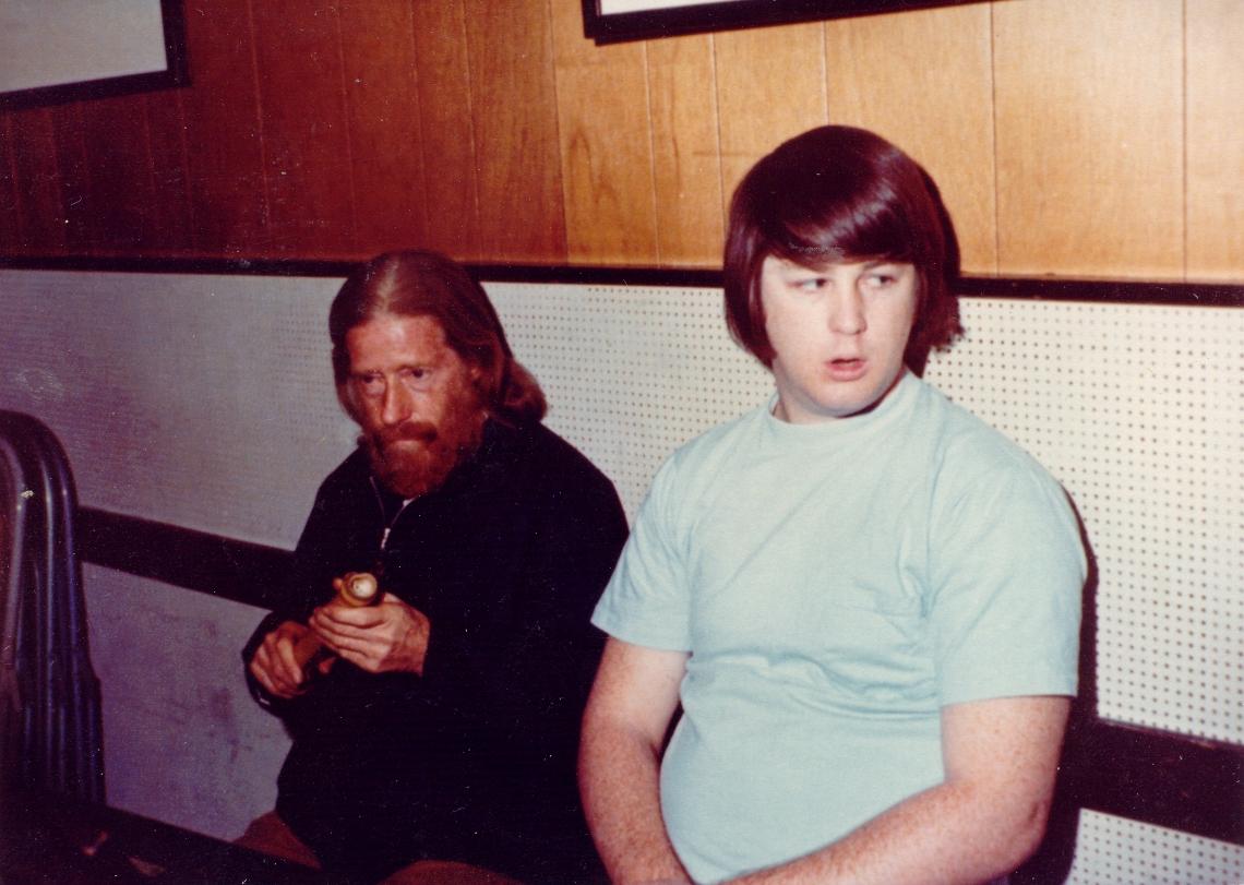 Eden Ahbez And Brian Wilson 1967