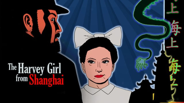 The girl from shanghai