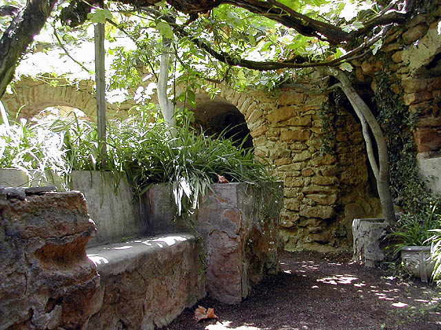 The Underground Gardens Of Baldassare Forestiere