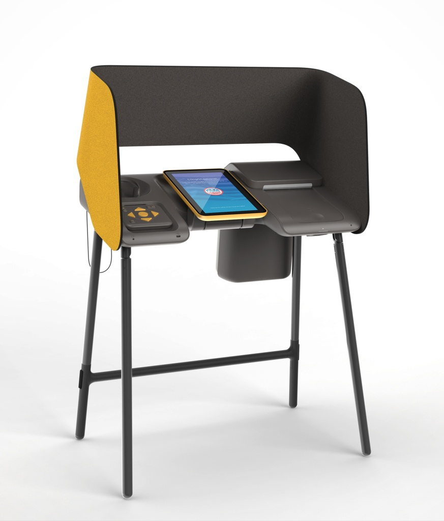 Voting Booth, Los Angeles County Voting Booth Redesign, 2015–present