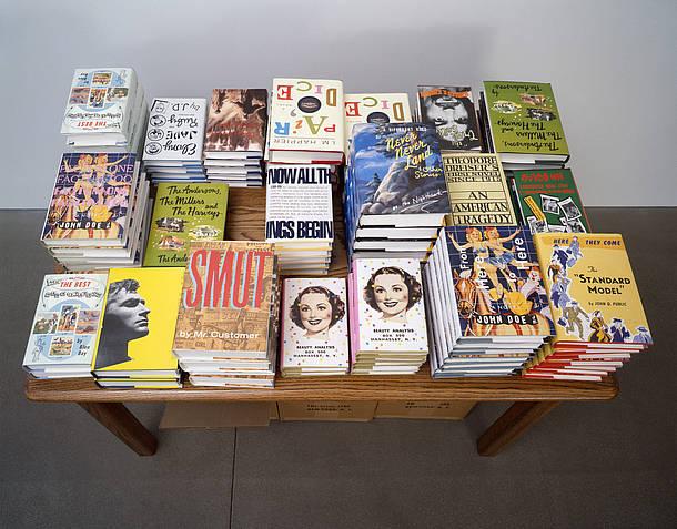Allen Ruppersberg: Certain of His Books